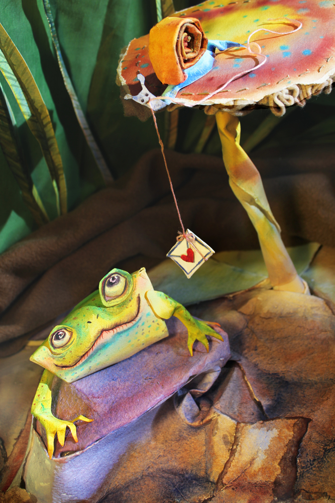 Snail Mail Frog